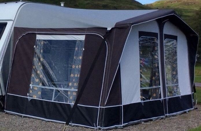 2016 dorema starcamp awning with 2 tall annexes | in ...