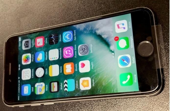 iPhone 6 64GB SPACE GRAY VODAFONE SHOP WARRANTIED CLEARANCE STOCKin Sheffield, South YorkshireGumtree - iPhone 6 SPACE GRAY 64GB VODAFONE and LEBARA networks Fitted with brand new genuine screen HANDSET ONLY CLEARANCE STOCK JUST A FEW REMAINING Fully tested and passed on all internal quality control checks Comes with 3 month shop warranty £270 GRAB A...