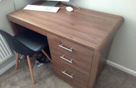 Office home desk and chair modern