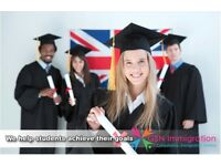 TIER 4 VISA & IMMIGRATION ASSESSMENT- UNIVERSITY, COLLEGE ADMISSIONS OPEN - MASTERS & PHD