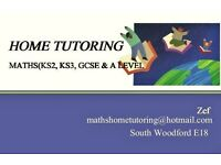 Maths Tutor, South Woodford, Woodford, Buckhurst hill, Chigwell, Loughton, Chingford, Epping