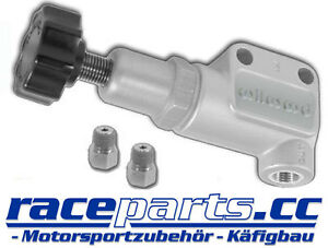 Wilwood Bremskraft-Regelventil, rallye brake bias valve