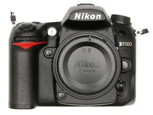 Pro Nikon D7000