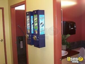Excel Gum wall mounted vending machines London Ontario image 1