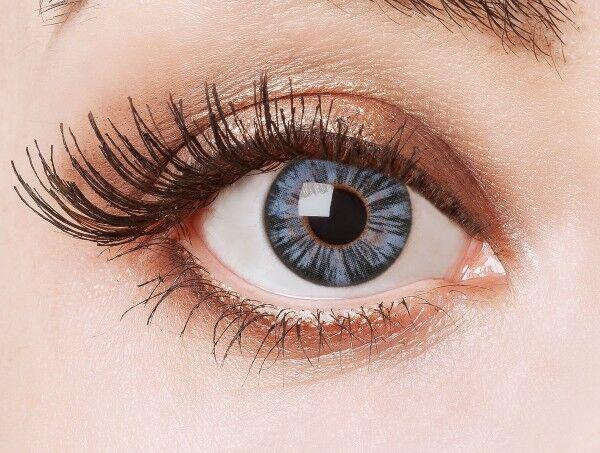 aricona Farbige Kontaktlinsen Big Eyes Dolly Anime Manga Cosplay Look