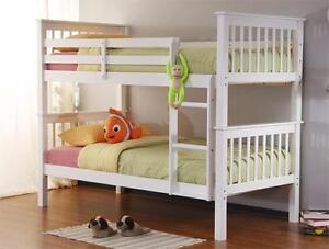 TWIN OVER TWIN BUNK BED FOR 399$ ONLY!!!