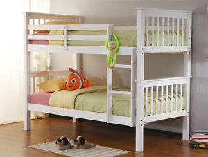 SOLID WOOD BUNK BEDS STRAT FROM $349 London Ontario image 5