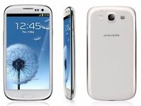 **** SAMSUNG GALAXY S3 UNLOCKED TO ALL NETWORKS ****