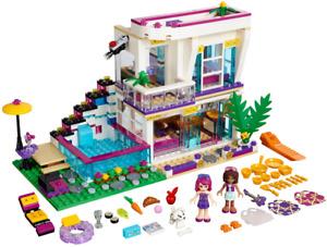 Lego Friends - Livi's Popstar House