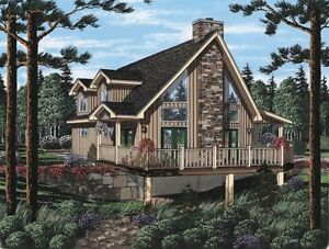 CANADIAN HOUSE PLAN COMPANY LOCATED IN BC