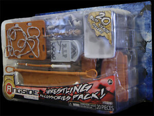 20-PIECE-WRESTLING-ACCESSORIES-PACK-RINGSIDE-EXCLUSIVE-TOY-ACTION-FIGURES