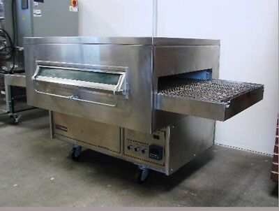 Middleby-marshall Js 350 Pizza Oven