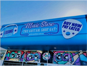 MUSIC STORE AND MUSIC SCHOOL FOR SALE ASKING PRICE: $60000