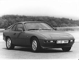 PHOTO PRESS ORIGINALE PORSCHE 924 S - 1986 - Italia - PHOTO PRESS ORIGINALE PORSCHE 924 S - 1986 - Italia