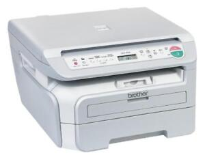 Brother DCP-7030 Laser MFP with Toner - Free