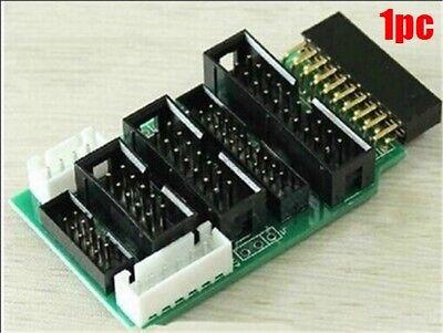 J-link Jlink Emulator V8 All-arm Jtag Adapter Converter Supports Mini2440 Tq2 Ot