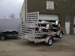 CARGO, ENCLOSED & UTILITY OPEN TRAILERS @ BROTHER'S IN TORONTO, City of Toronto Toronto (GTA) image 4