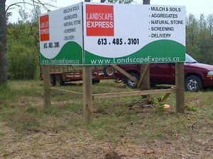 Magnetic car/truck signs Kingston Kingston Area image 5