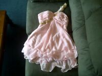 Pink Prom/ Bridesmaid Dress never worn
