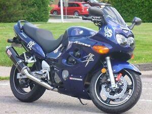 Suzuki GSX-f Katana 2004