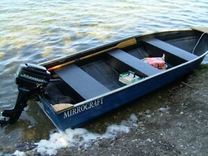 Trade my 14 ft aluminum boat for 12 foot