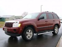 2007 Jeep Grand Cherokee Laredo SUV,
