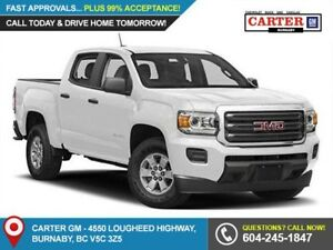 2019 GMC Canyon SLE 4x4 - Bluetooth - SiriusXM - Rear View Ca...
