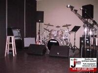 Commerce à vendre/ Business For Sale -Rehearsal Studios $99,000
