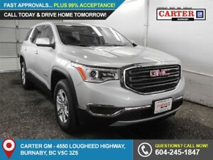 2019 GMC Acadia SLE-1 FWD - Bluetooth - Rear View Camera - Al...