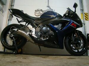 SUZUKI GSXR 750 (ONE OWNER BIKE)