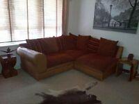 Corner sofa/suite +2 chairs