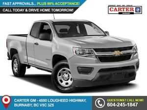 2018 Chevrolet Colorado WT 4x2 - Rear View Camera - Bluetooth...