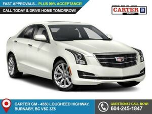 2018 Cadillac ATS 2.0L Turbo Luxury AWD - Navigation - Heated...