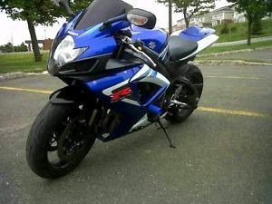 2008 GSX-R 750