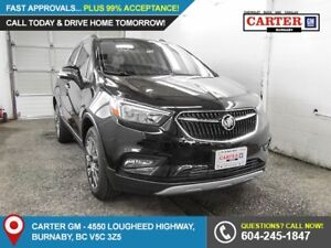 2018 Buick Encore Sport Touring AWD - Moonroof - Bluetooth -...