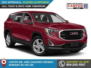 2019 GMC Terrain SLE AWD - Rear View Camera - Heated Front Se...