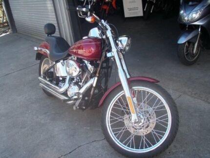 2005 Harley Davidson Softail Deuce