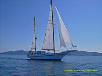 Beautiful sailboat for sale!