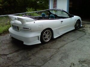 Wanted 96 Pontiac gunfire gt convertible parts