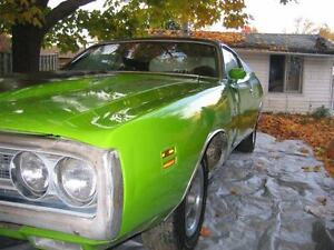 Parting out enitre 1971 Charger Superbee