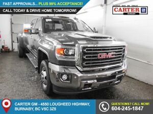 2018 GMC Sierra 3500HD SLT 4x4 - Heated Power Front Seats - A...