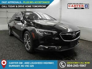 2018 Buick Regal Sportback Essence AWD - Heated Steering Whee...