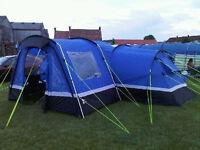Zenobia 6 Person Tent + Extras
