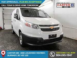 2018 Chevrolet City Express 1LT FWD - Bluetooth - Rear View C...