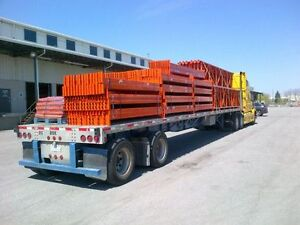 Reputable racking dealer - New or Used - Qualite superieure West Island Greater Montréal image 2