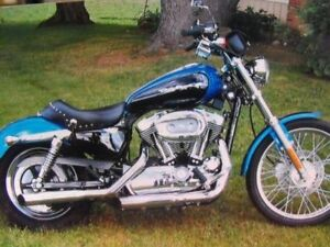 FOR SALE 2004 HARLEY DAVIDSON SPORTSTER 1200 XLC