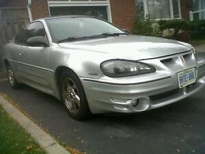 2003 Pontiac Grand Am GT Coupe (2 door) For Parts 1500 OBO
