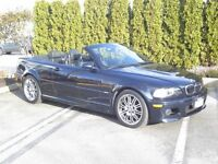 """2003 BMW M3 Convertible """"Individual"""" with SMG"""