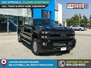 2019 Chevrolet Silverado 3500HD LTZ SIDE STEPS - MOONROOF - L...