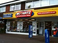 Motabitz Car and Cycle require Team Member with practical skills and a warm personality!